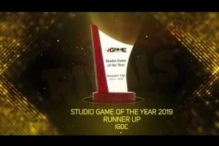 """WCC Rivals is Runner Up """"Studio Game of the Year"""" IGDC 2019"""