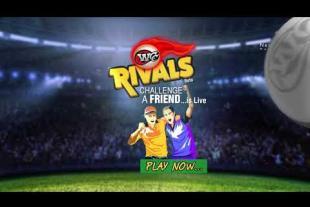 WCC Rivals beta: Challenge a Friend