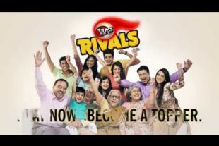WCC Rivals - Summer Vacation Topper ;)