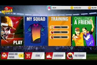WCC Rivals - Brand New Training Update!!