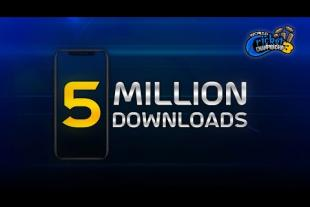 Thank you for 5 Million downloads | WCC3 - Mobile Cricket Game