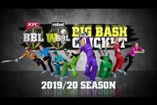 Big Bash Cricket 2019-20 Season | BBL by Cricket Australia