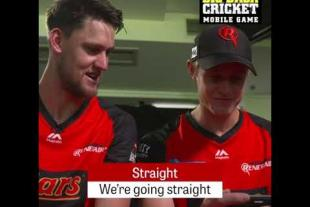 Bigbash Cricket : Join the action with Melbourne Renegades