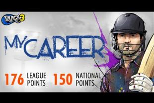 Career Mode is live on WCC3 (Beta) 2.0